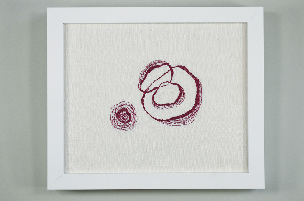 Embroidery Drawing #6