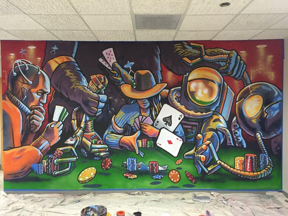 Tijuana Flats: Poker Brawl