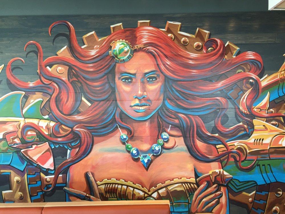 Tijuana Flats: Mermaid