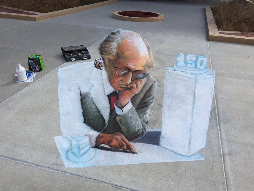 Frank Lloyd Wright's Birthday