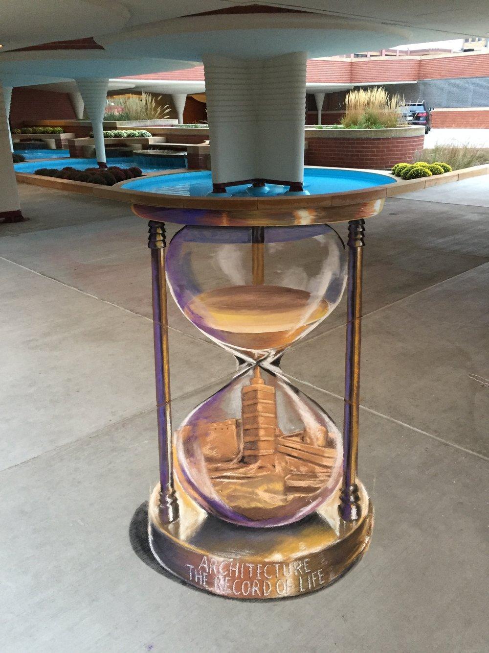Architecture Hourglass