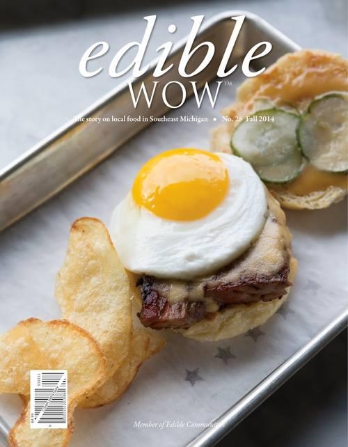 Edible WOW Fall 2014