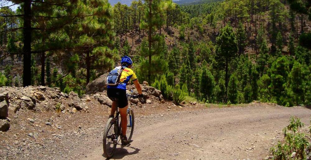 Bicicleta en La Esperanza
