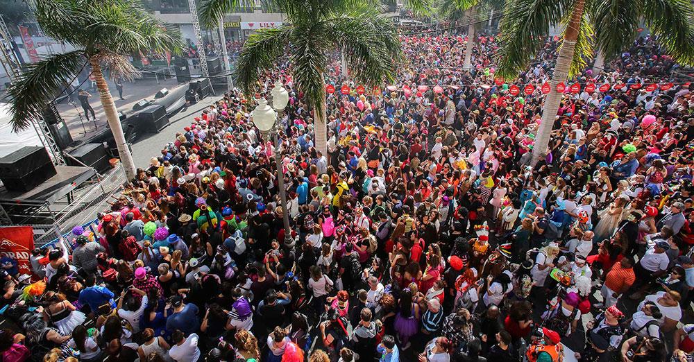 tenerife carnival 2017