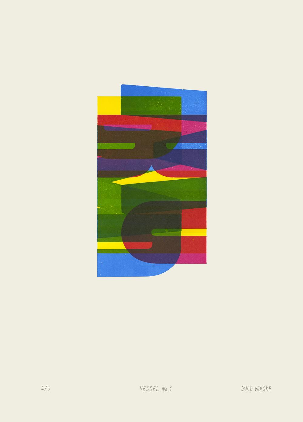 Vessel No. 1 by David Wolske