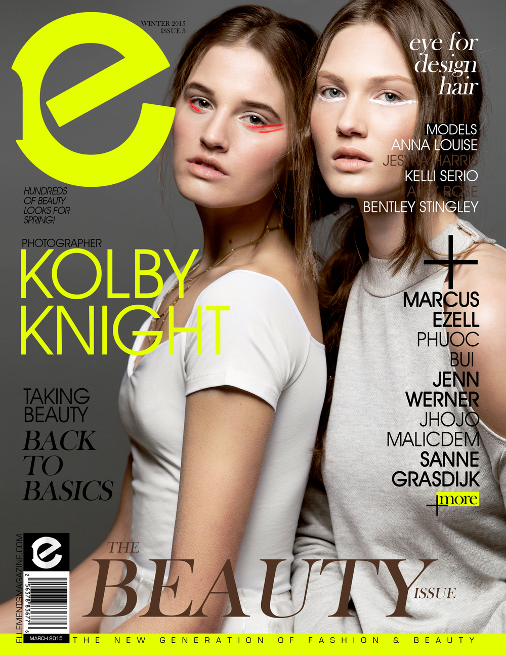 Ellements Magazine, March 2015