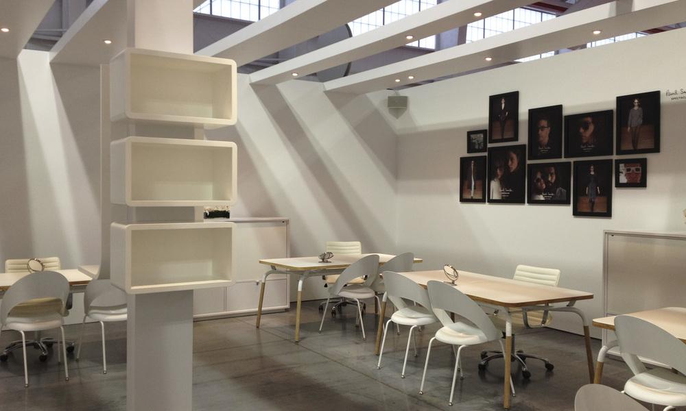 Oliver Peoples Ilan Dei Studio