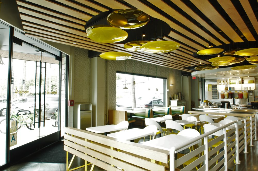 Lemonade Venice After - A Cohesive Branded Environment