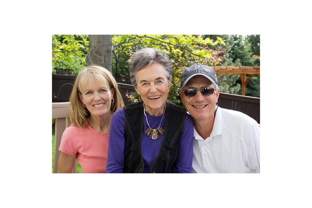 Grandma, Taunya & Steve
