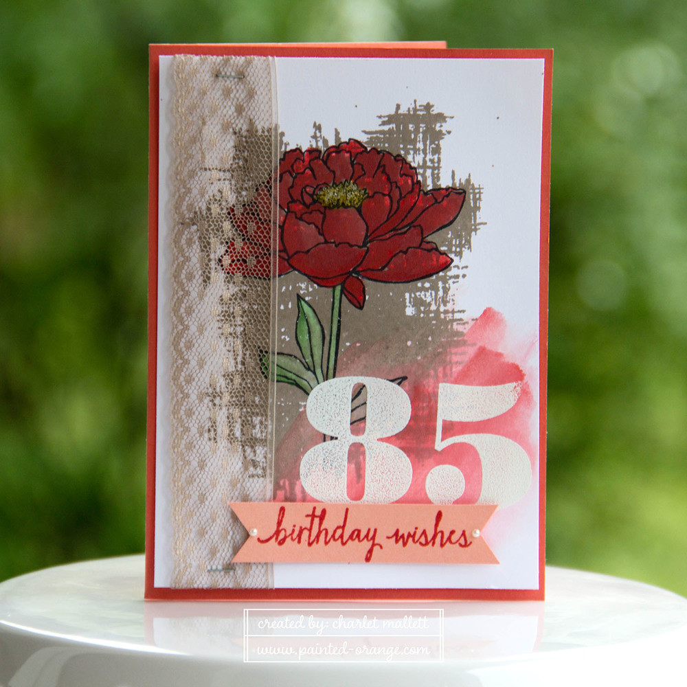 You've Got This 85th Birthday card, Larger than Life Alphabet.