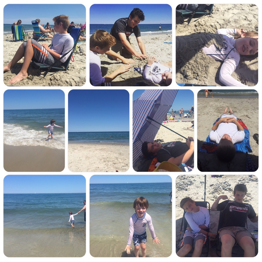 Duxbury Beach July 3, 2015