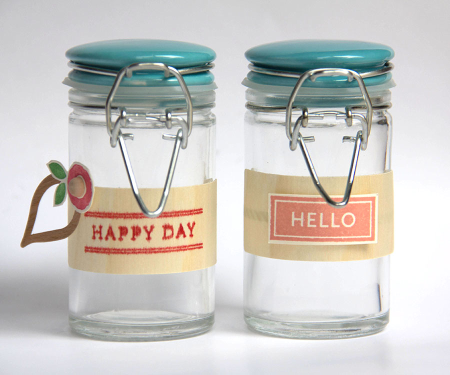 Party Favor Jars