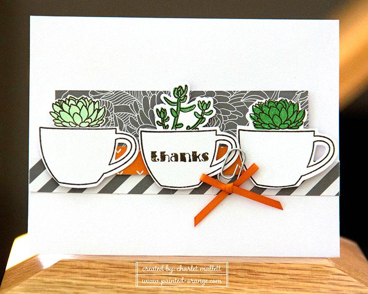 Thanks a Latte July Paper Pumpkin Alternate