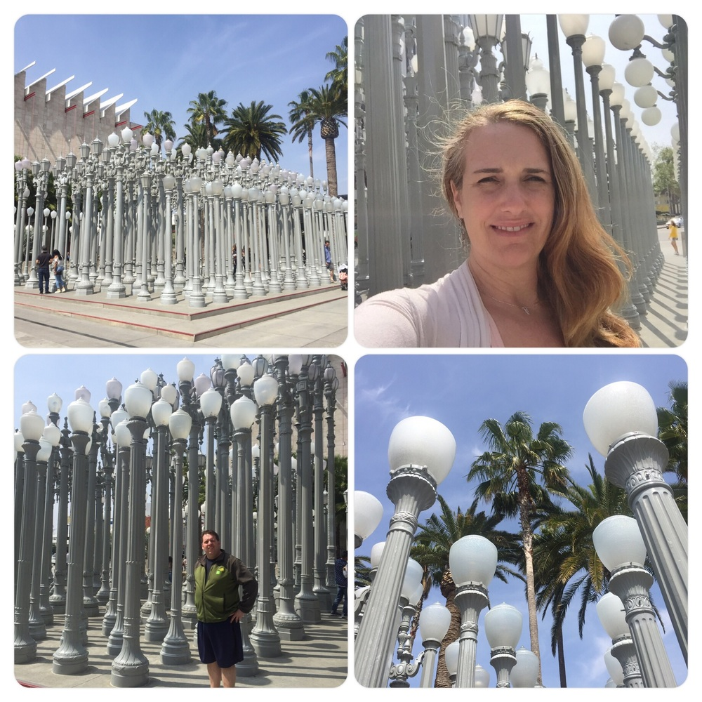 Urban Lights - Los Angeles County Museum of Art