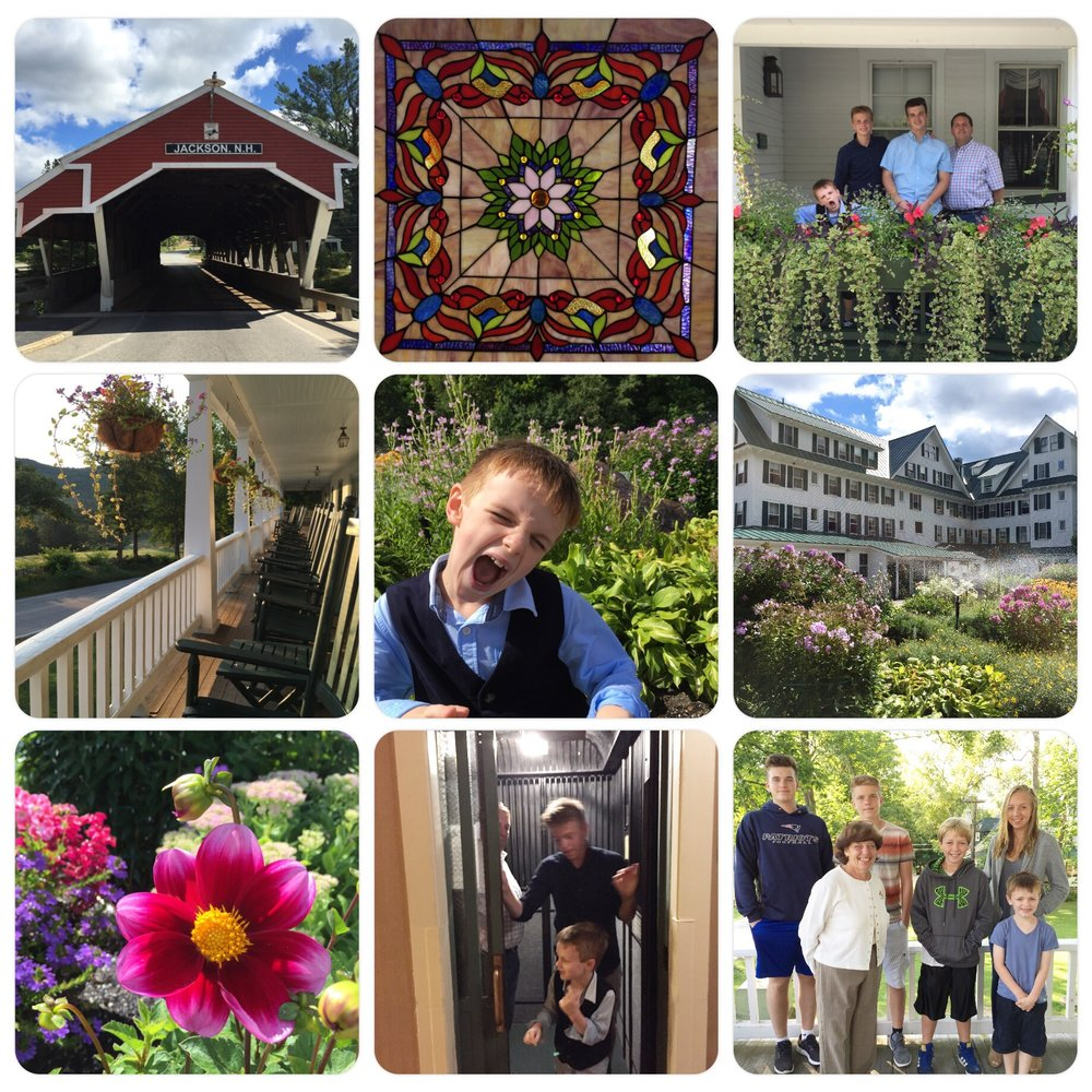Scenes from Jackson & the Eagle Mountain House in Jackson.