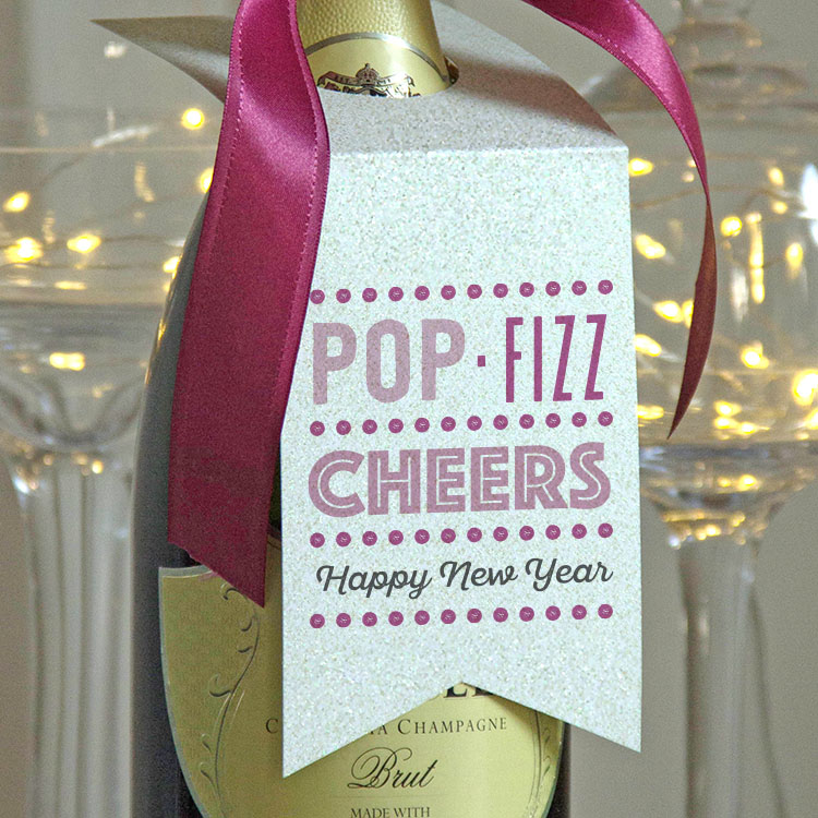 Pop - Fizz - Cheers Free Printable