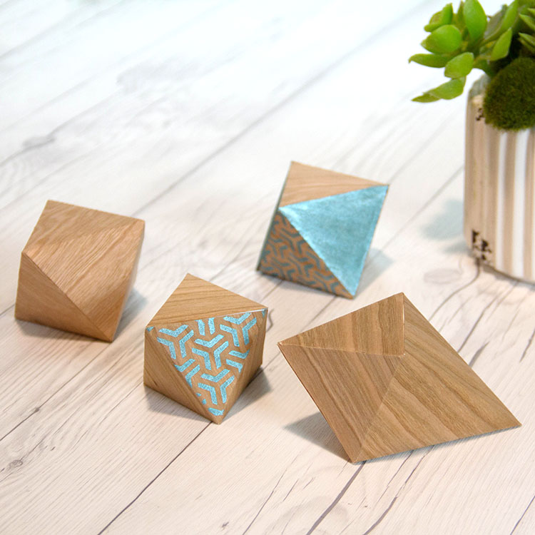 Wooden Gems