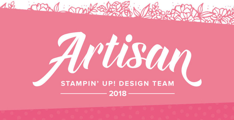 2018 artisan design team who me painted orange