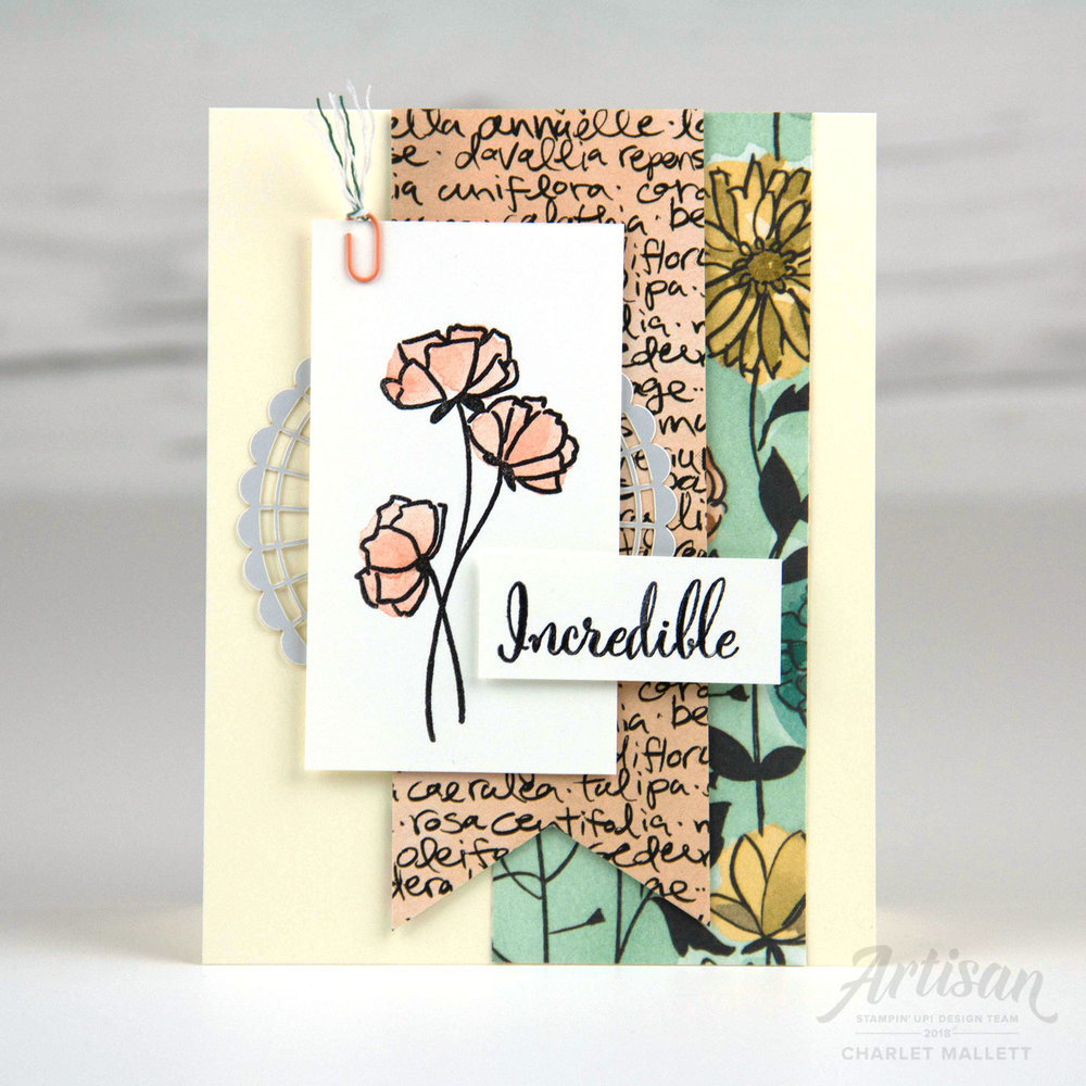 Share What You Love promotion - Stampin' Up! Charlet Mallett