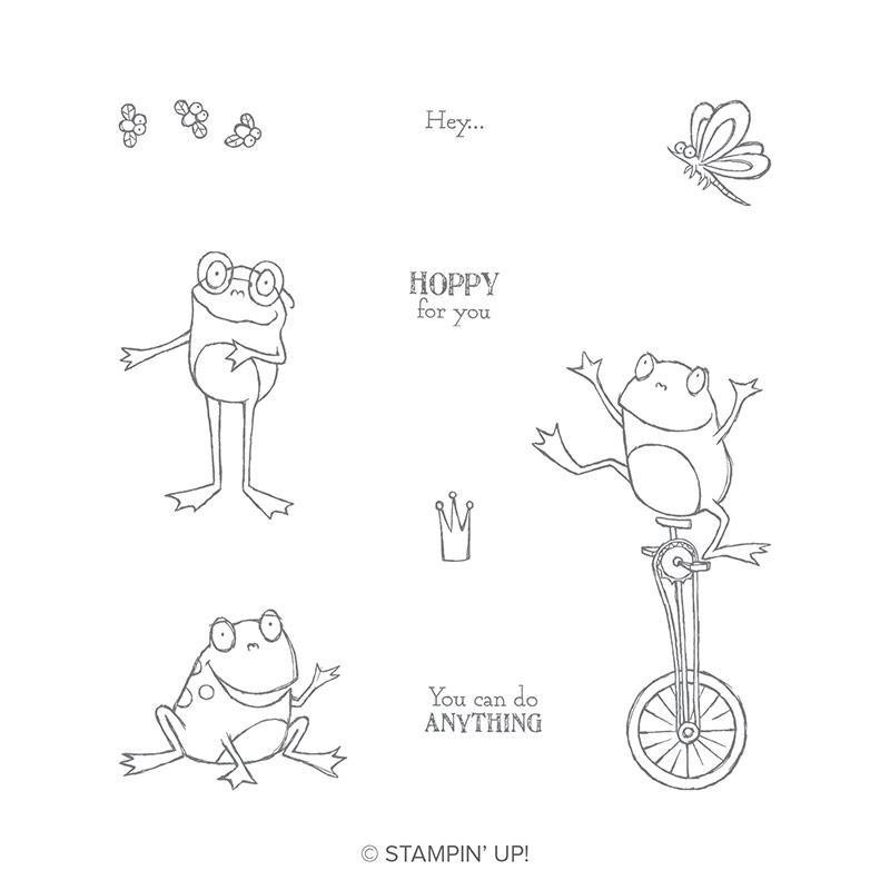 So Hoppy Together stamp set
