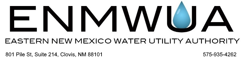 Board Members Eastern New Mexico Water Utility Authority