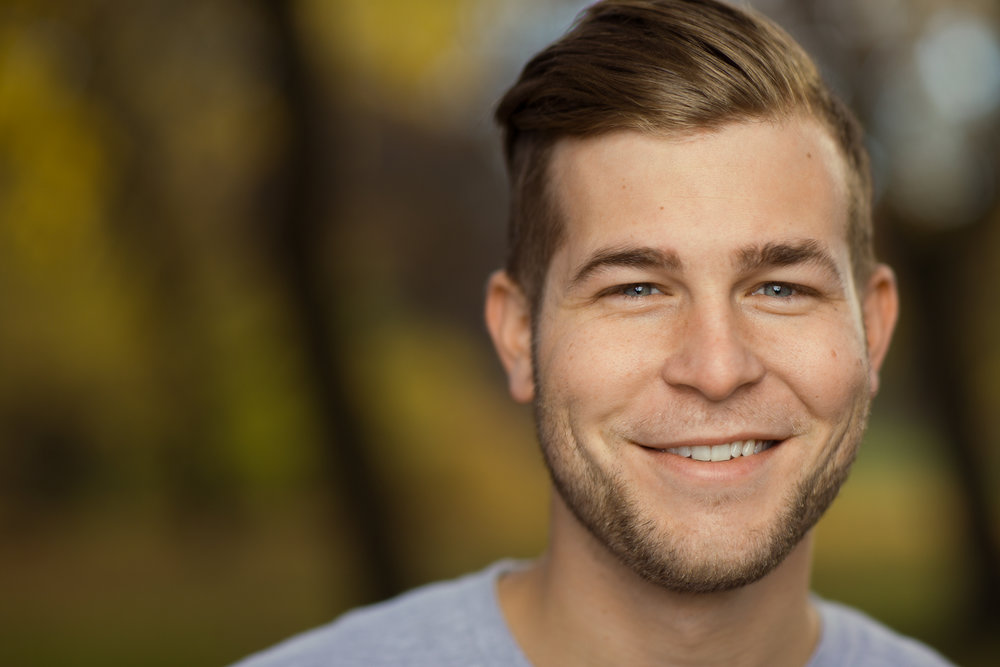 Artis headshot portrait photography
