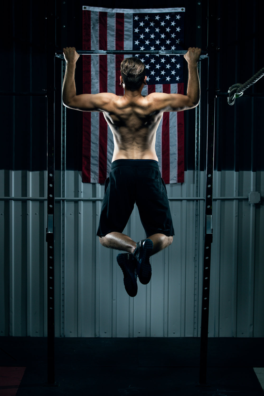 Tyler Campbell - Crossfit