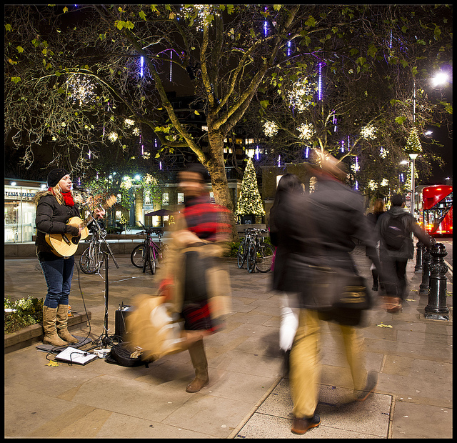 Join in Christmas on The King's Road