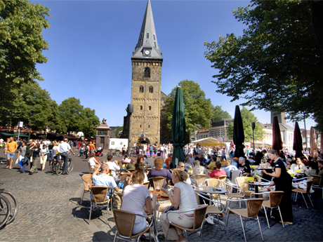 Enschede main square