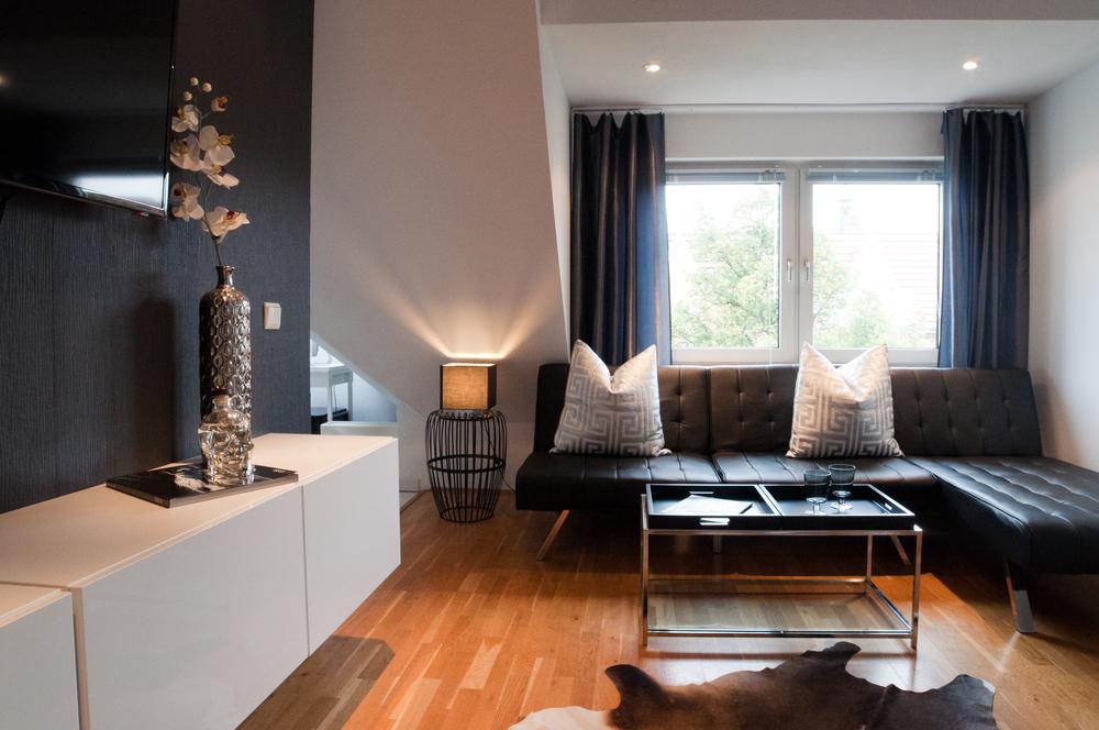 re-vamp homestaging - Dachgeschosswohnung - Nachher