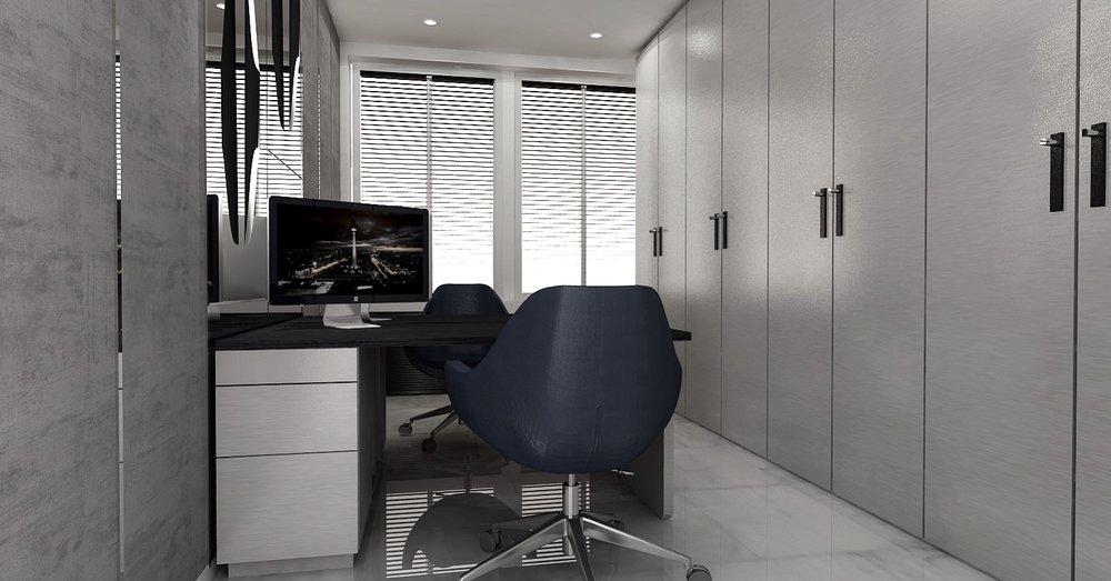 Büro de Luxe - Berlin Mitte re-vamp - home staging & design berlin