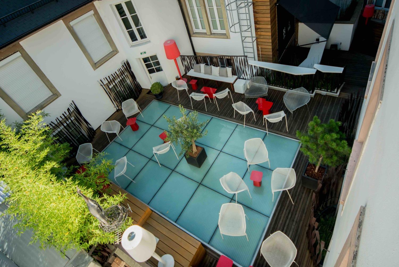 NOUVEAU ! Le Black&Wine et son rooftop sont aussi OUVERTS LE ...