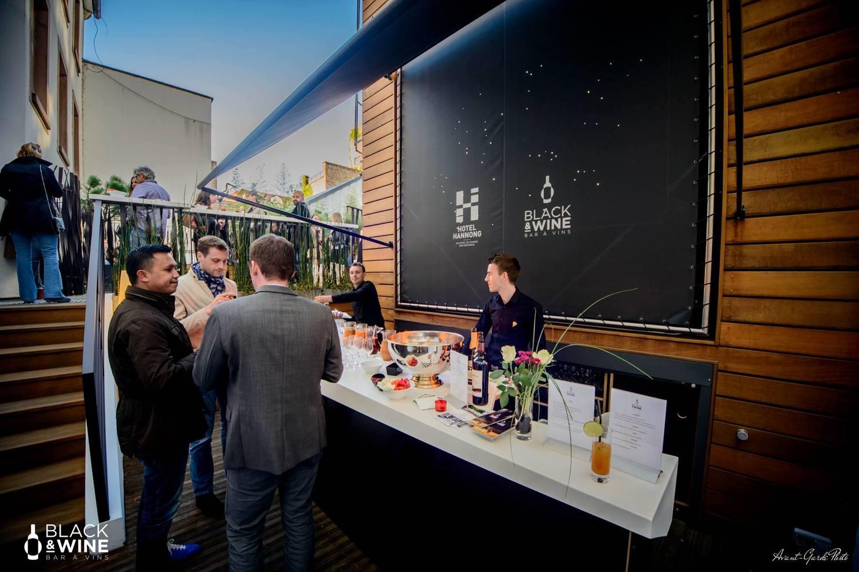 NOS ÉVÈNEMENTS — Black & Wine - Bar à vins Strasbourg