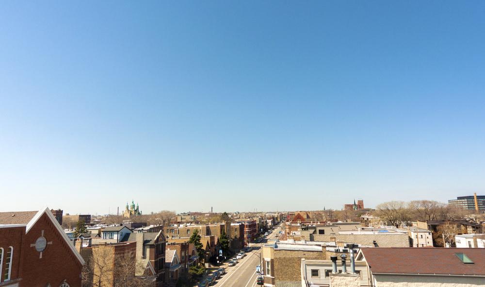 1000 North Damen Chicago Illinois Exterior Views TARIS Real Estate
