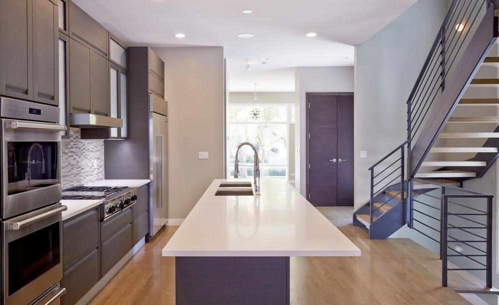 703 North Campbell Chicago Interior Kitchen TARIS Real Estate