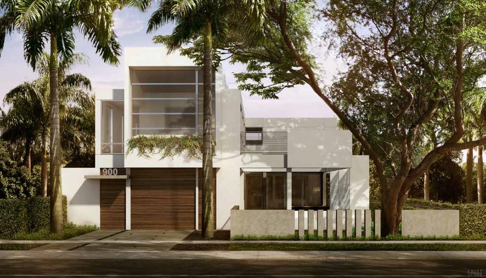 Calbira House Exterior