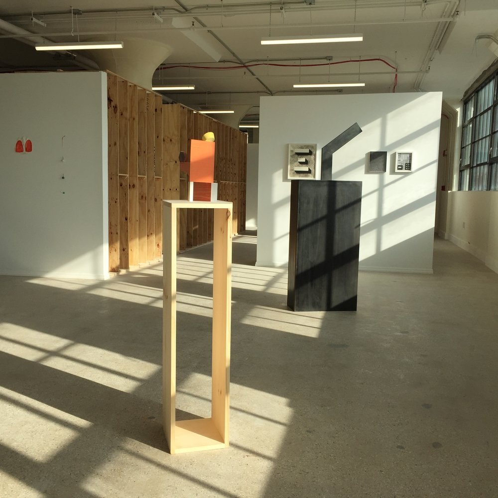 Open studio flex space at 850 3rd ave