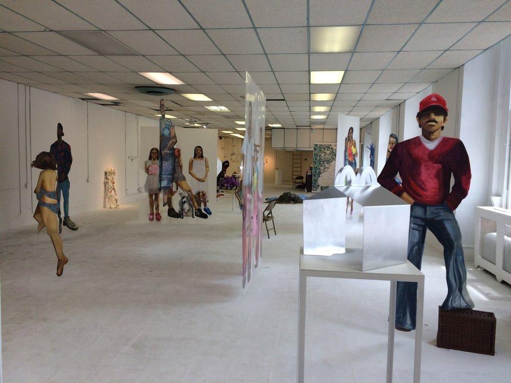 Dianne Hebbert - 850 3rd Ave., Open Studio
