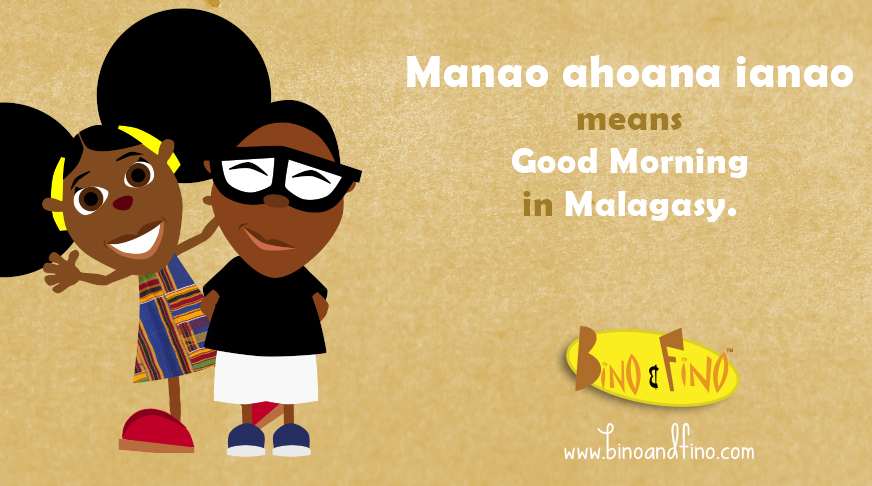 learn how to say good morning in these african languages