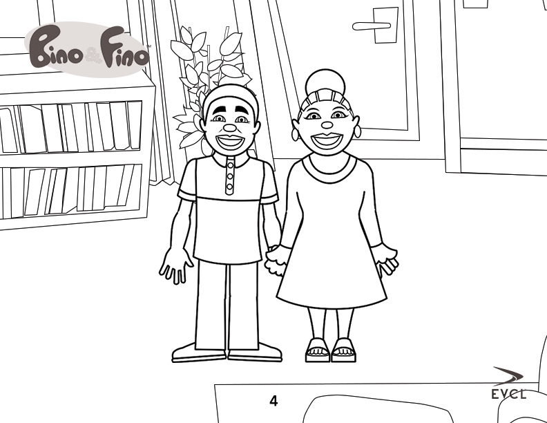 Download 20 free bino fino colouring pages bino and for African culture coloring pages