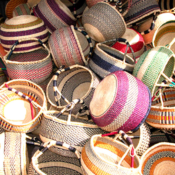 African Baskets: Basket Weaving In Different African Countries