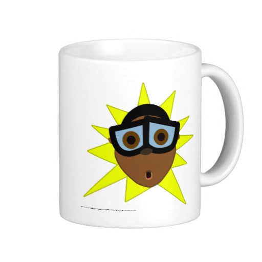 Bino Huh?!? Mug