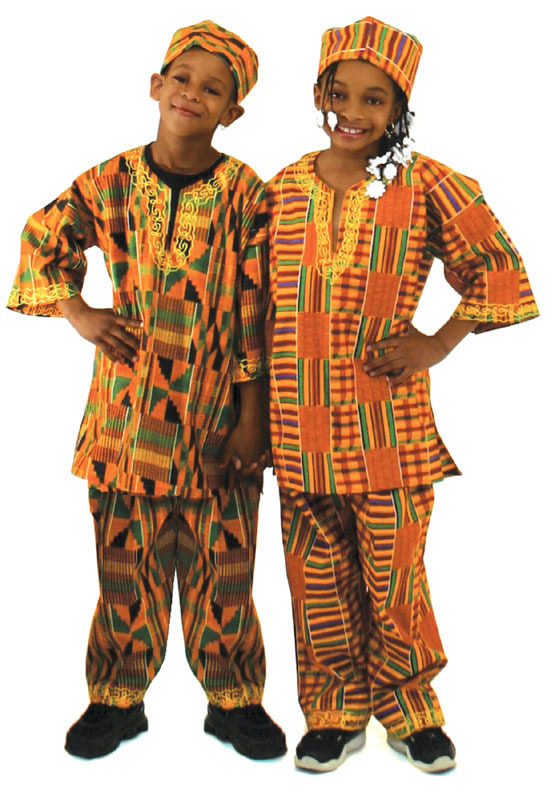 Traditional Clothing In West Africa 86