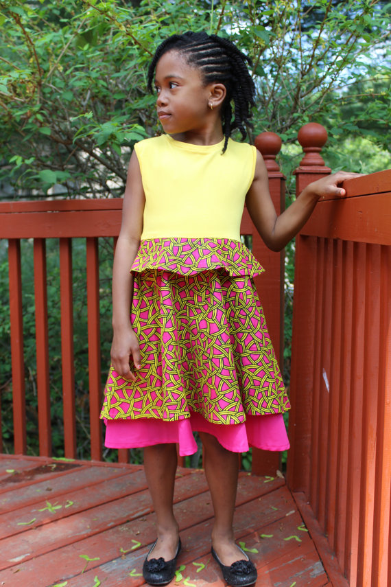 African Print T Shirts of African Fashion Sto...