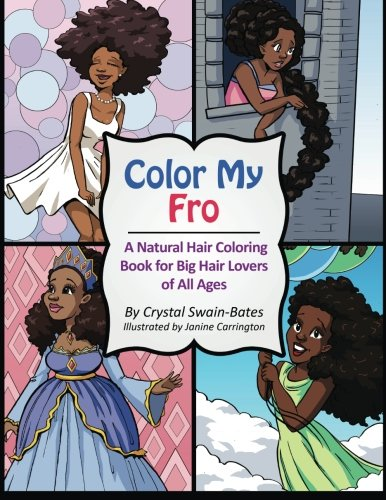 A List of Coloring Books That Feature Black Characters – Bino and Fino