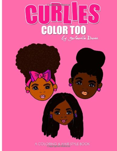 A List of Coloring Books That Feature Black Characters — Bino and ...