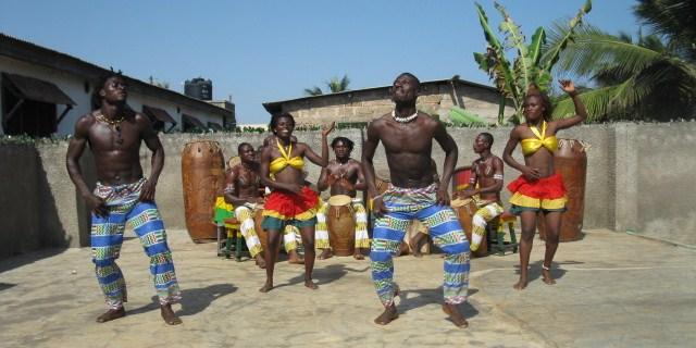 Image result for Kpanlogo (Ghana) dance