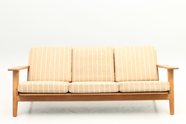 Part of our very own sofa set by Hans Wegner