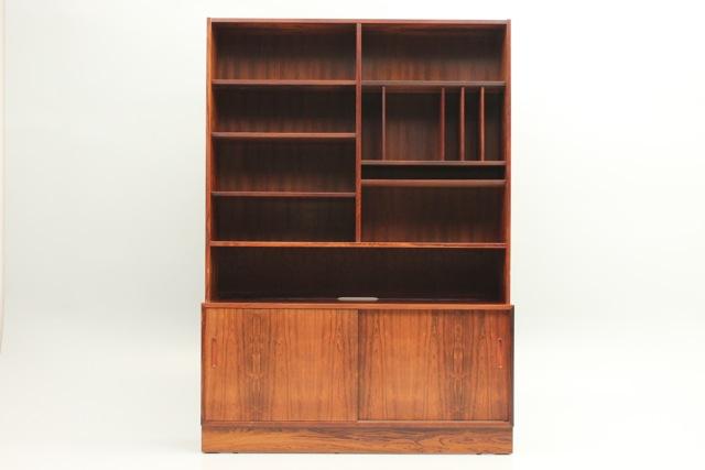 Rosewood Poul Hundevad Book Case