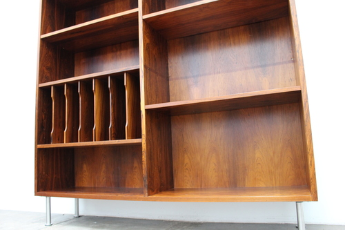 Rosewood Bookshelf Indre By Design